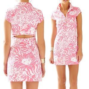 Lilly Pulitzer Rayna Polo Dress Size Medium